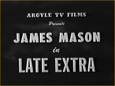 Late Extra (1935)